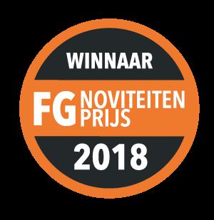 Prsonas FG Noviteitenprijs 2018